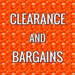 Clearance Bargains